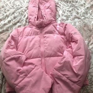 Alo Yoga winter jacket #AloYoga brand new !